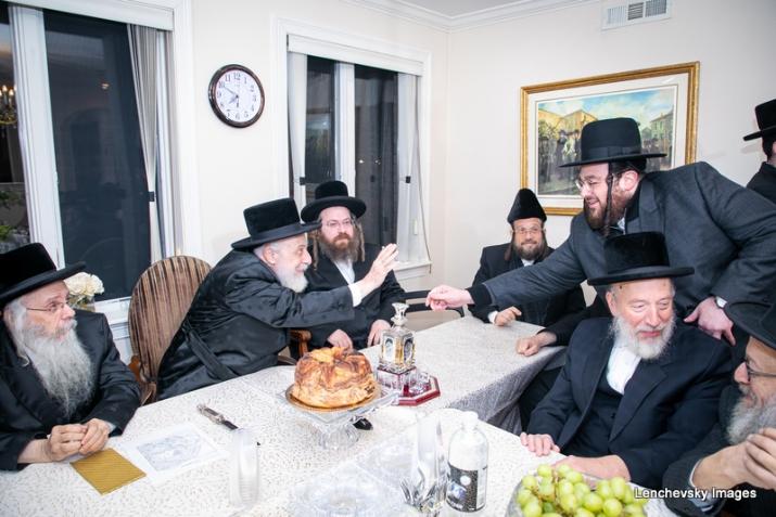 הרבני הנגיד העסקן ר' יואל ב