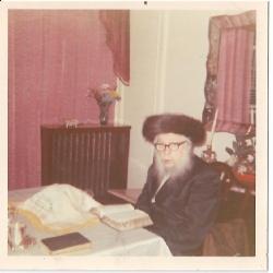 הרב יוזפא מליסקא, הרב יוזפא מליסקא