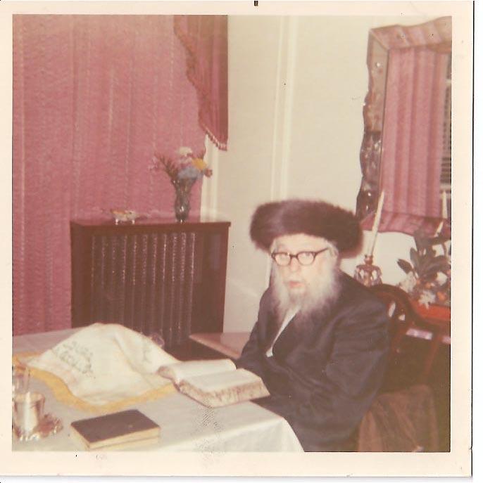 הרב יוזפא מליסקא